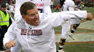 As Terps begin bowl festivities, they look back at Virginia Tech victory as a key moment