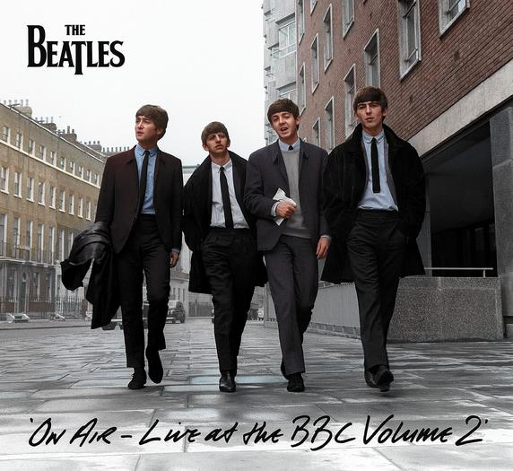 "The Beatles -- ""On Air - Live At The BBC Volume 2"""