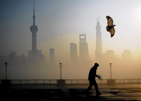Air pollution in Shanghai