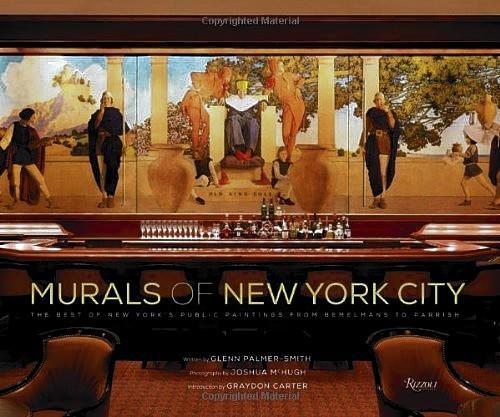 Murals of New York City, by Glenn Palmer-Smith