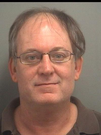 Alan Lipsky, 50, of Boca Raton, faces charges of aggravated stalking and extortion. He was booked in at the Palm Beach County Jail on Dec. 21, 2013 and released the next day.