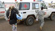 U.N. finds mass grave in South Sudan as fighting spreads