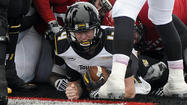 Connor Frazier's 'toughness' helped Towson advance to NCAA FCS title game