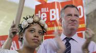 Daughter of New York's next mayor, Bill de Blasio, admits to substance abuse