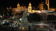 Bethlehem comes alive on Christmas Eve
