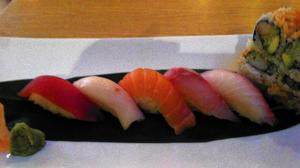 Try Kero Sushi for great lunch, modest price