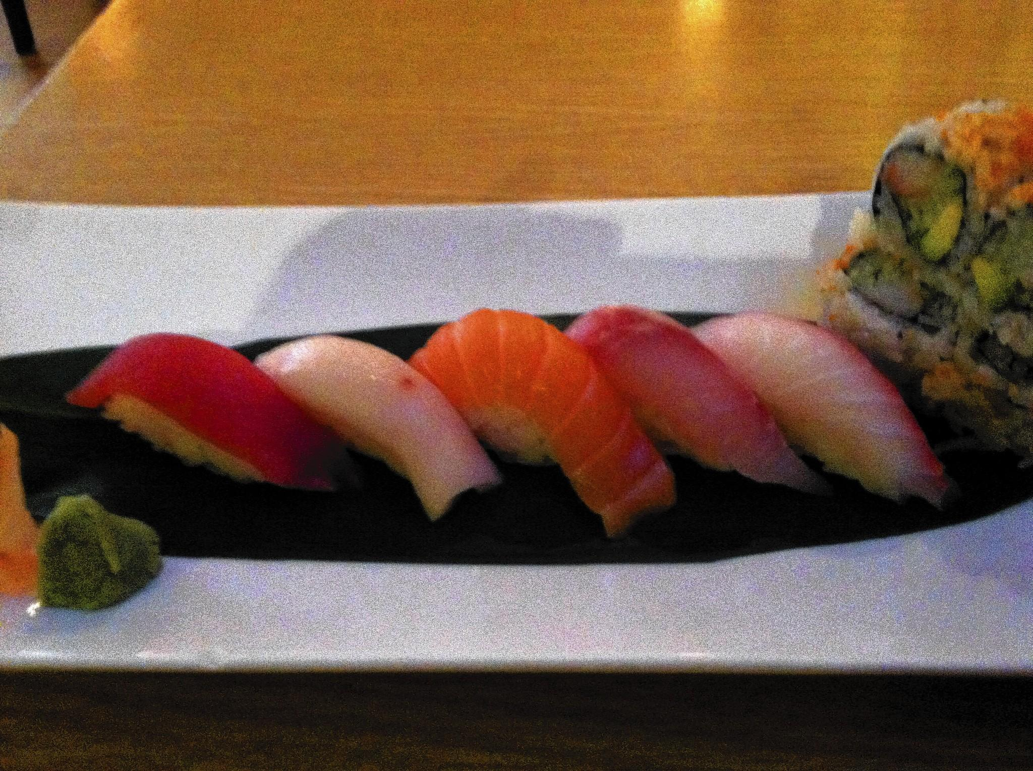 Food Find: Sushi Lunch Special at Kero Sushi and Japanese Restaurant