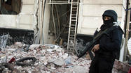 Al Qaeda-linked group says it bombed Egypt police headquarters