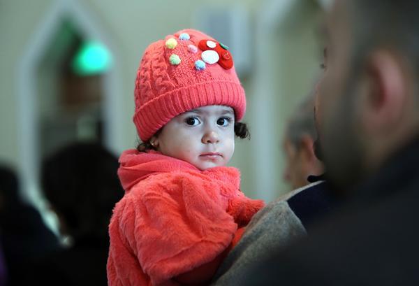 Christmas in Baghdad