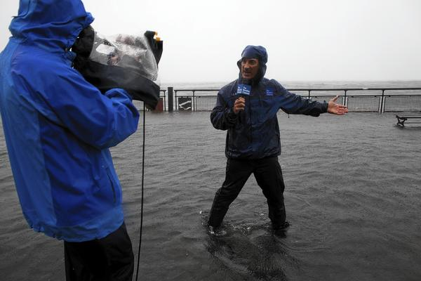 DirecTV threatens to drop Weather Channel
