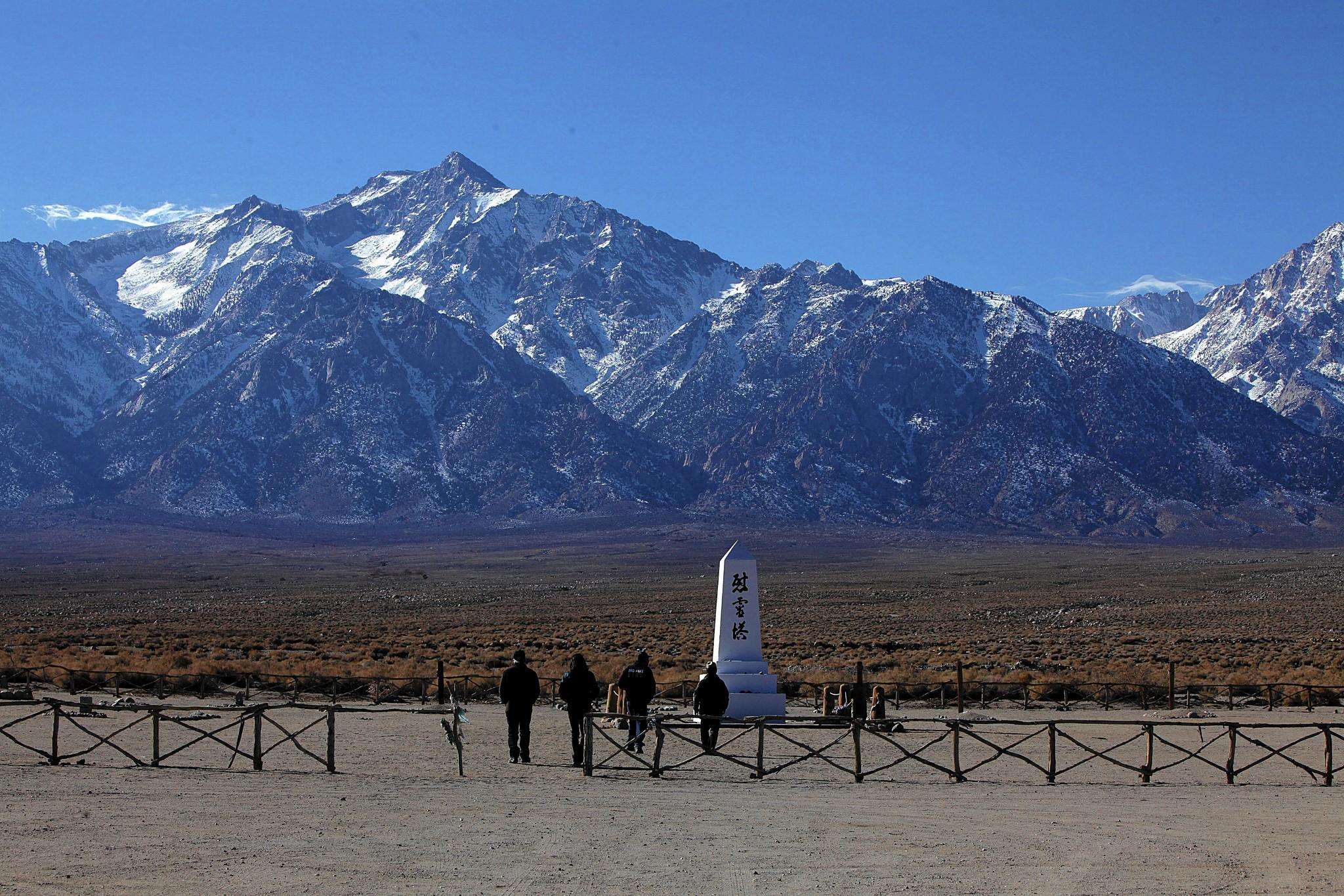Opponents are concerned that views of a solar complex in the distance would destroy an important element in understanding what internees here experienced 70 years ago: To be in Manzanar felt like being in the middle of nowhere.
