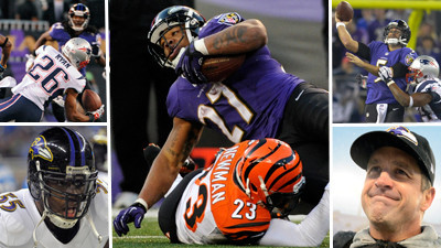 Five stats that stand out as the Ravens prepare to face the Cin…