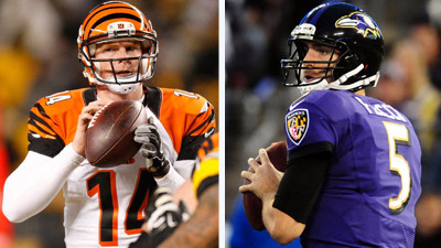 Sun staff picks for Ravens at Bengals