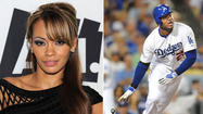 Reality star Evelyn Lozada engaged to Dodgers' Carl Crawford