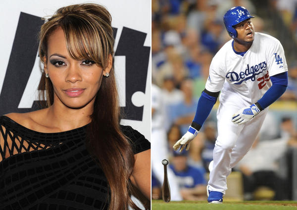 Evelyn Lozada engaged to Carl Crawford