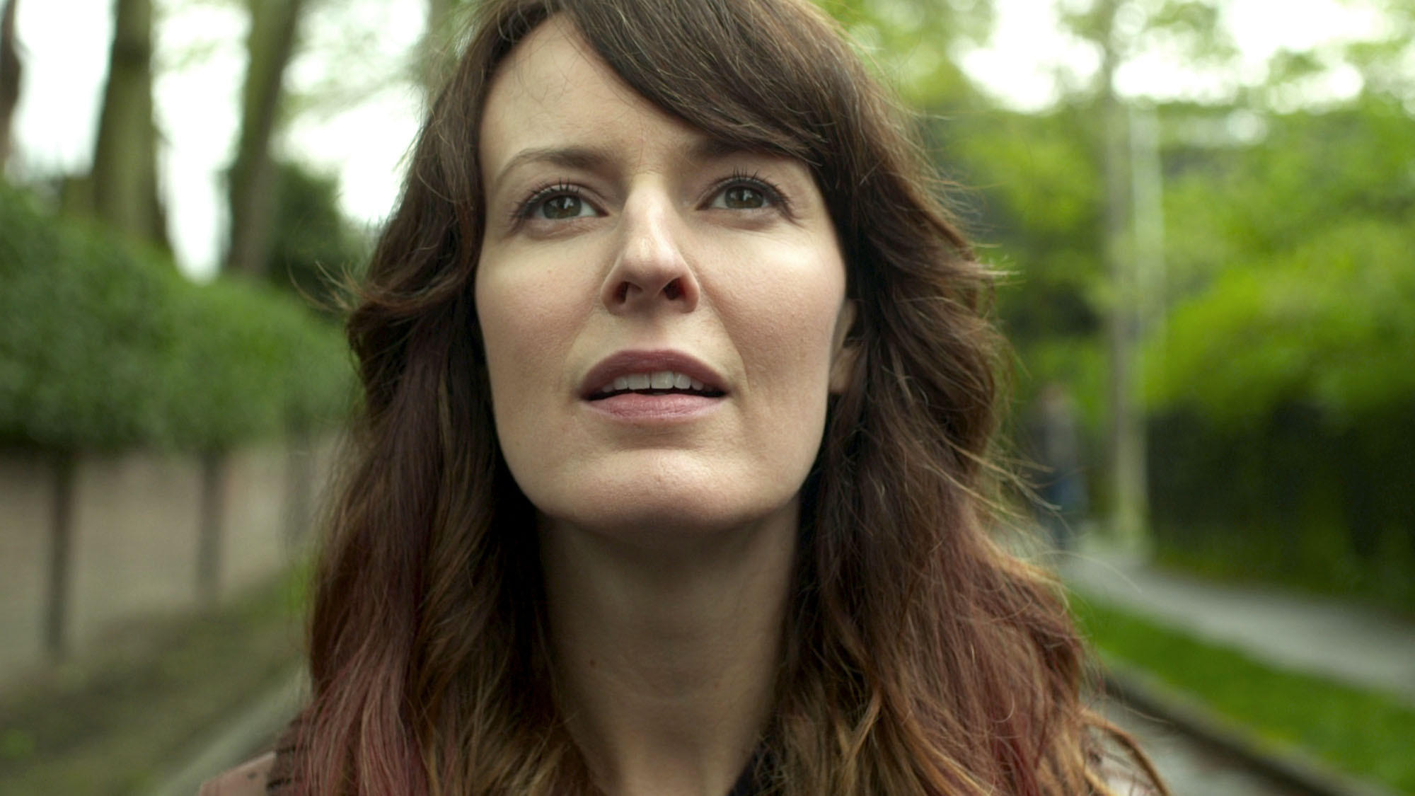 Rosemarie DeWitt in TOUCHY FEELY, a Magnolia Pictures release.