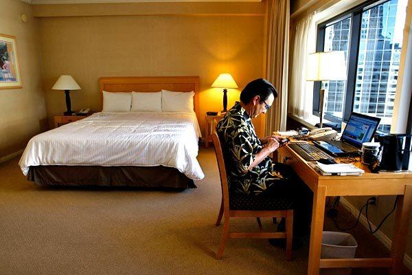 How Much To Spend On Hotel Room For Business