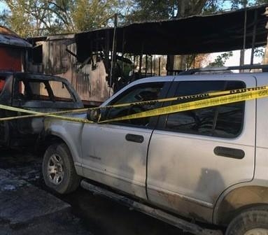 3 die in Louisiana fire