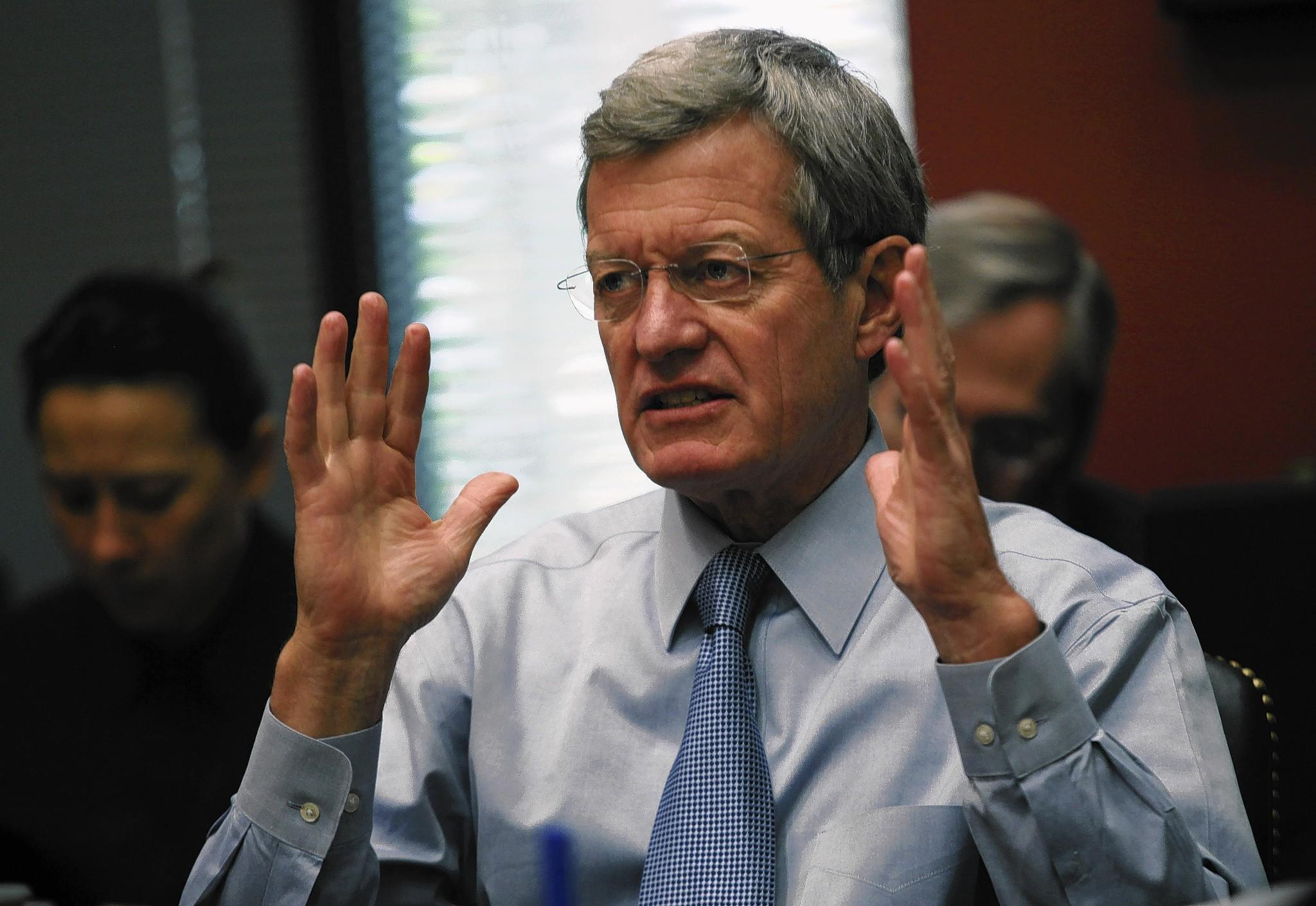 Sen. Max Baucus, D-Mont., is in line to be the next U.S. ambassador to China.