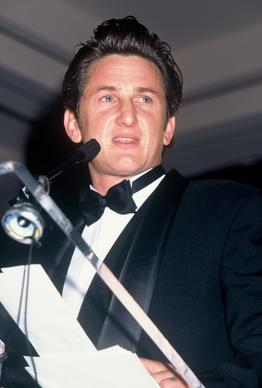 Sean Penn at