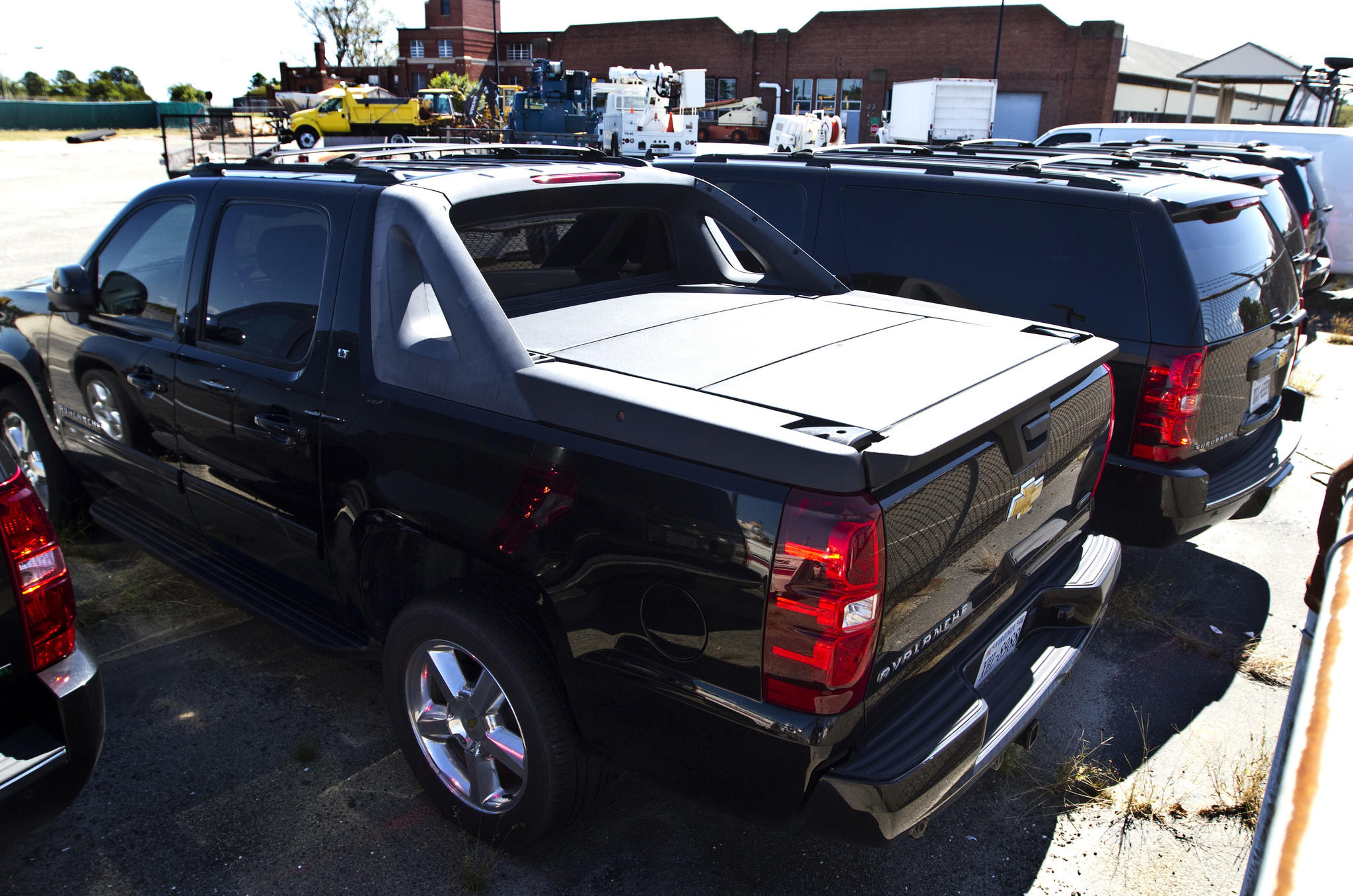 Cars and SUVs purchased by police with proceeds from the Hampton undercover cigarette sting have been parked at Fort Monroe for more than a year.