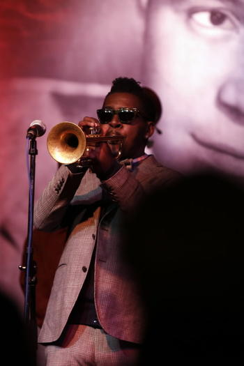 Roy Hargrove plays Jazz Showcase on Thursday.