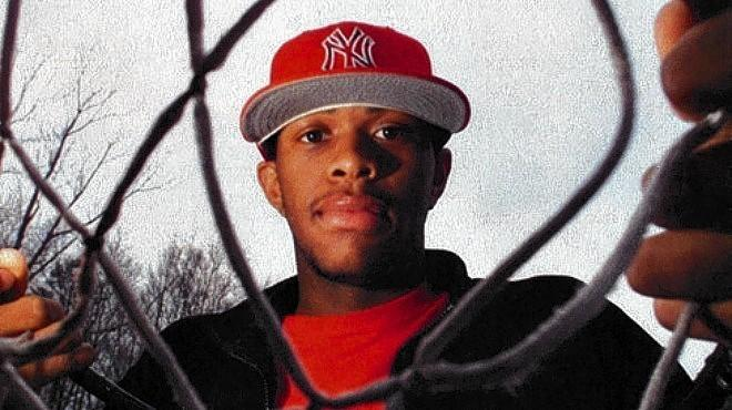 Lenny Cooke was the No. 1 high school basketball player in the country in 2001.