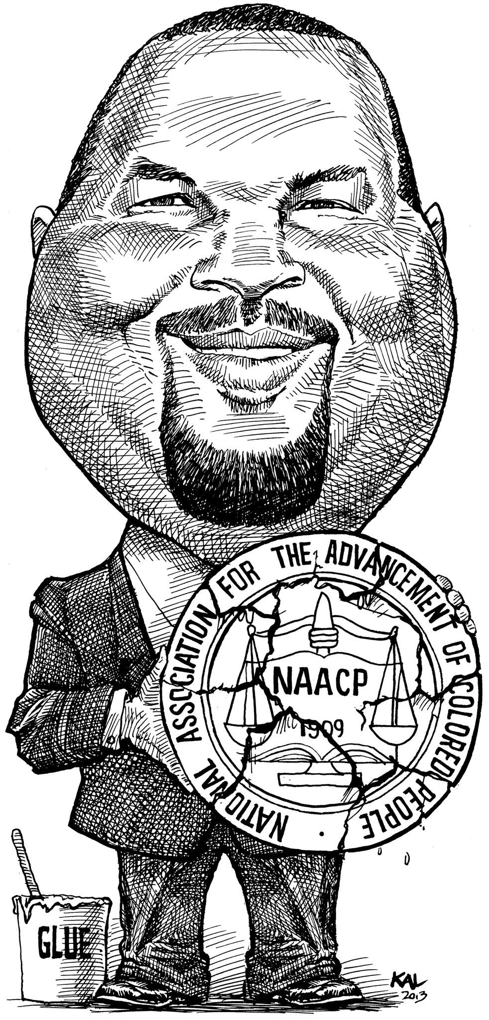 Benjamin Jealous took over the NAACP five years ago and transformed an institution in disarray into a vital force for social justice in the 21st century.