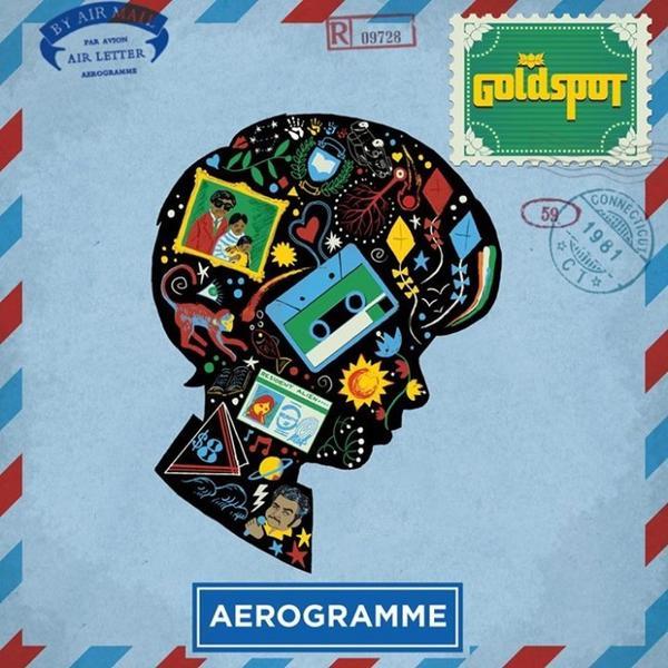 Goldspot, 'Aerogramme.'