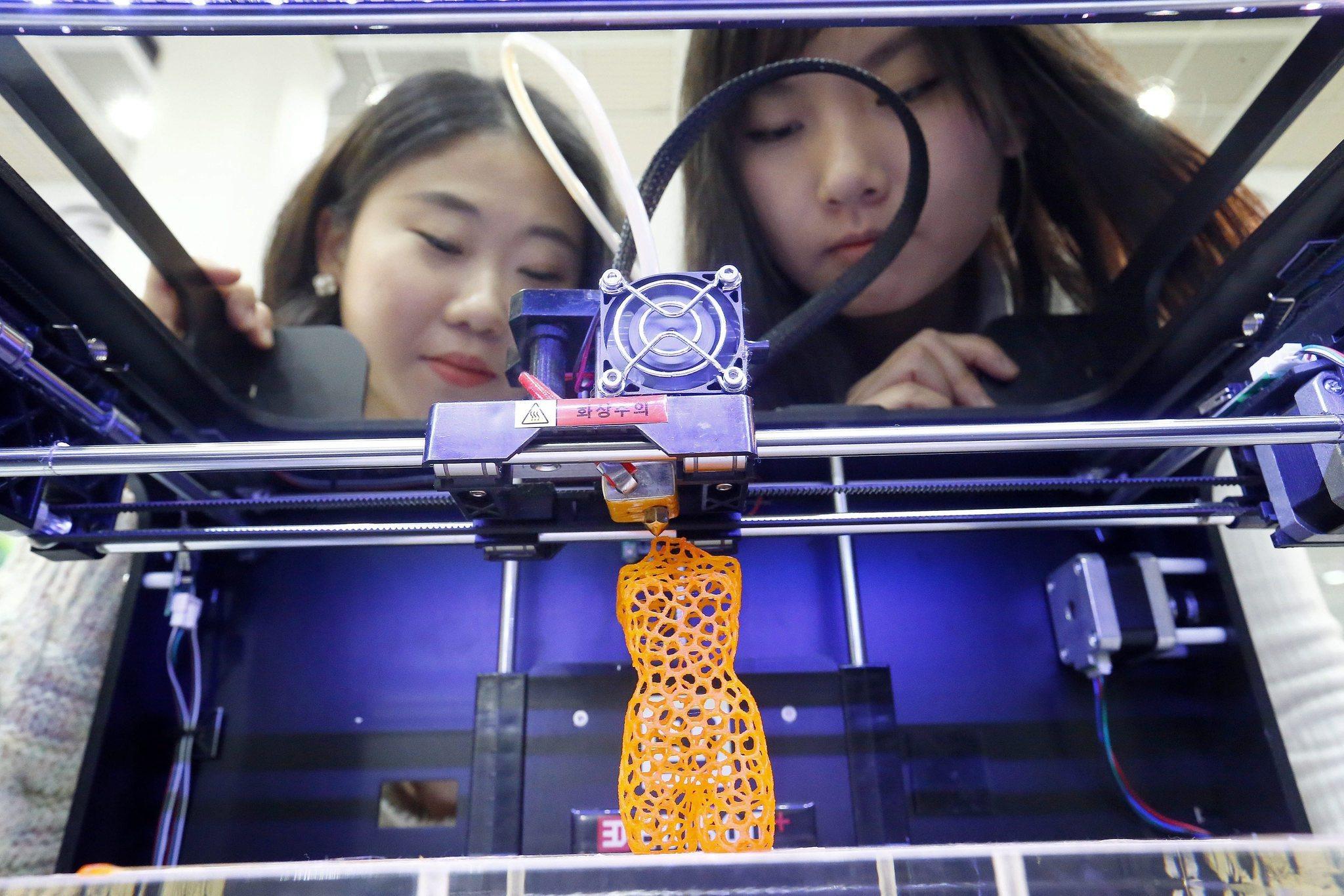 Global 3D printer market research