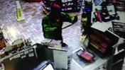 Machete-wielding man robs gas station wearing Spider-Man mask