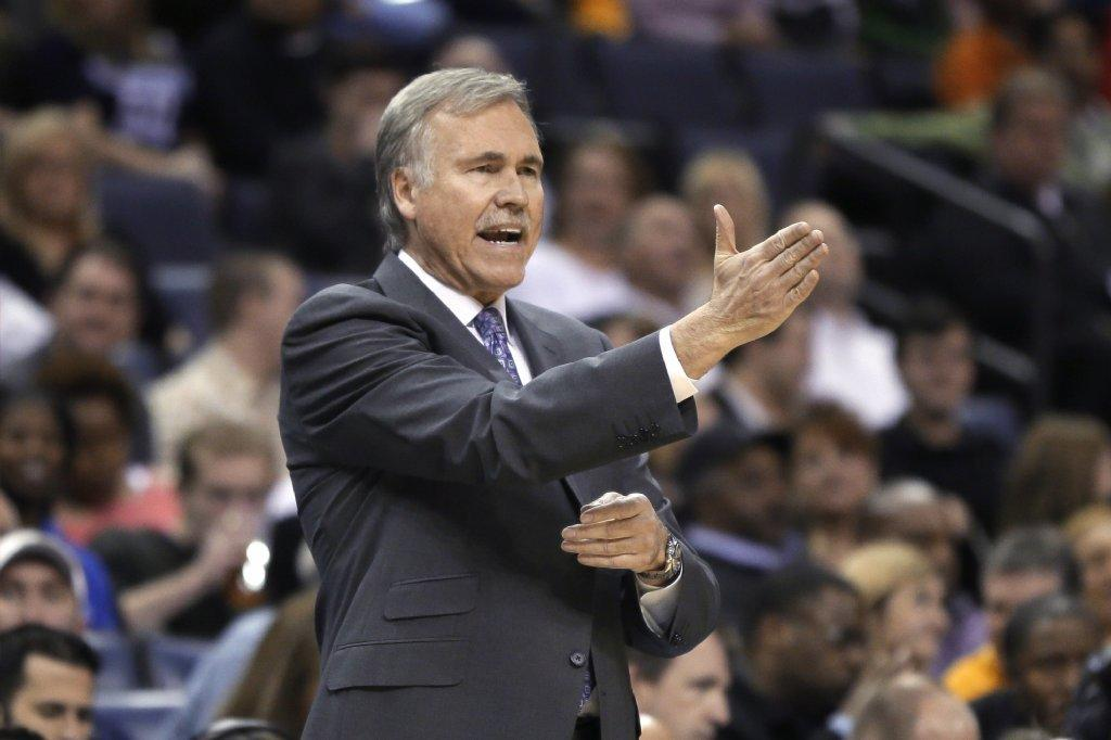 """They're doing business and you can't blame them,"" Lakers Coach Mike D'Antoni said of ESPN dropping the team from a telecast berth. ""That's our job now, is to make them go, 'Man, we messed that up.' """