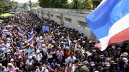 Threat of military coup hangs over Thailand unrest