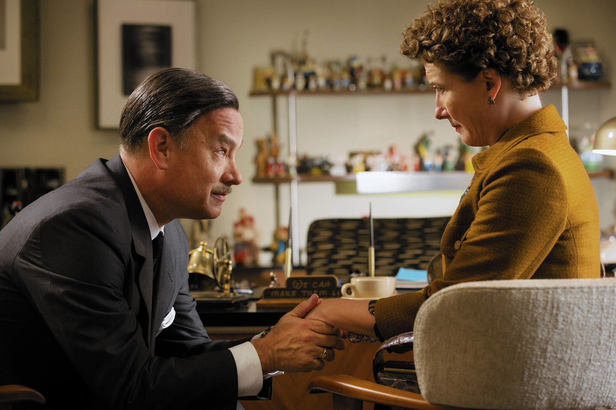 Is 'Saving Mr. Banks' too hard on 'Mary Poppins' creator?