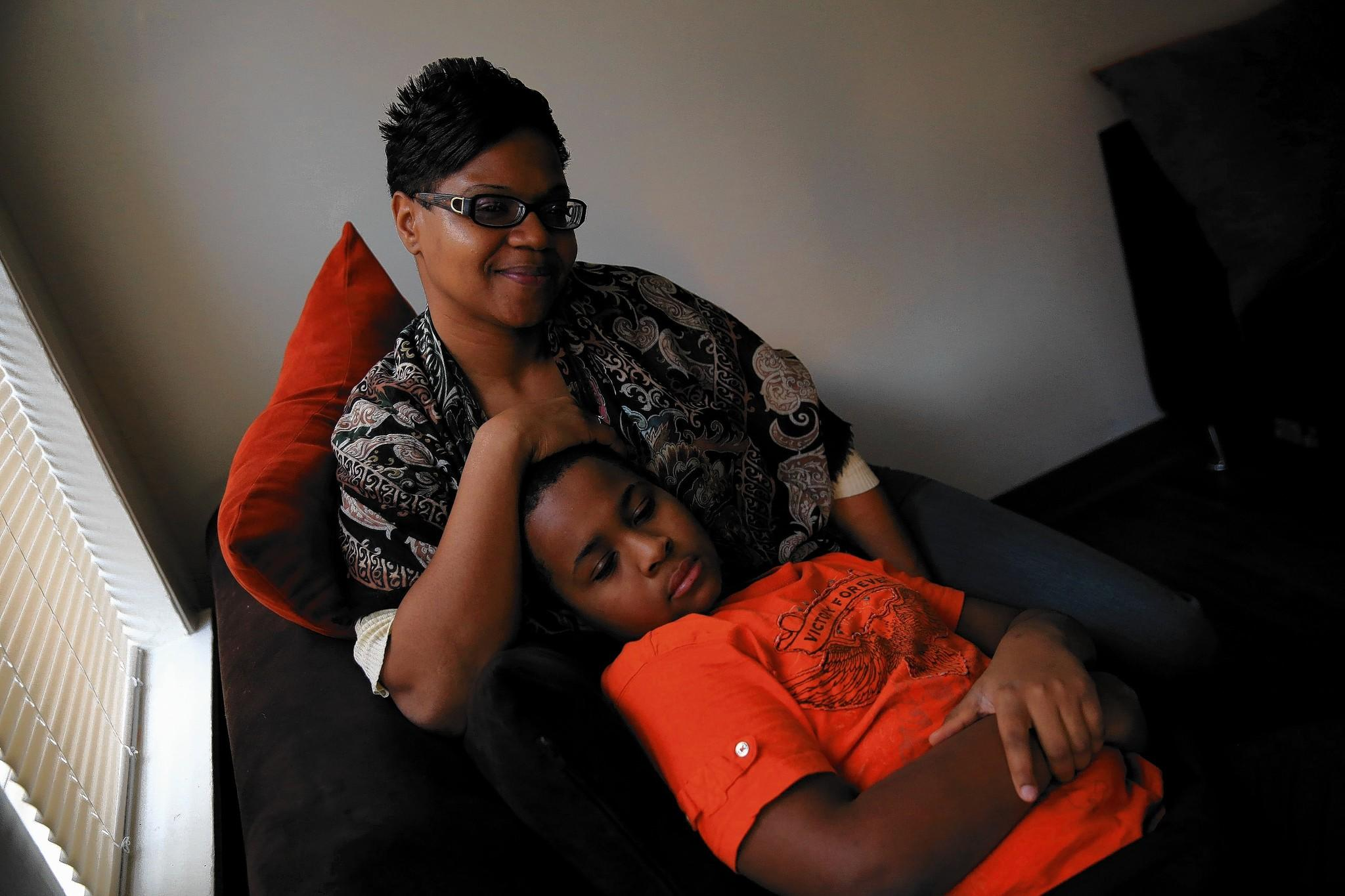 Tawana Ward had been receiving $300 a week after losing her job at Robert Morris University in March.