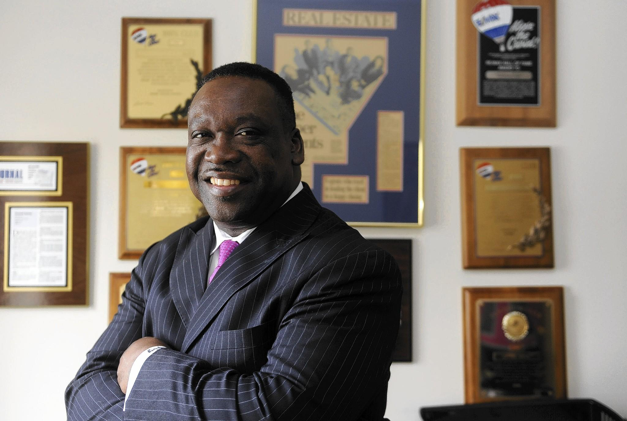 Donnell Spivey is the president of the National Association of Real Estate Brokers.
