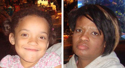 Onnika Fisher, 6, possibly abducted by mother Charity Chatman, 39.