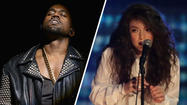 Top pop music moments of 2013: Kanye on 'SNL,' Lorde, more