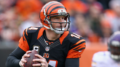 AFC North Notebook: Bengals QB Andy Dalton growing more dangero…