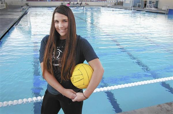 Corona del Mar High's Annie Mortimer is the Daily Pilot High School Athlete of the Week.