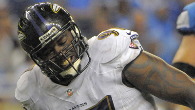 Ravens' Arthur Jones out vs. Bengals with concussion