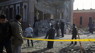 Second bombing in a week targets security forces in Egypt