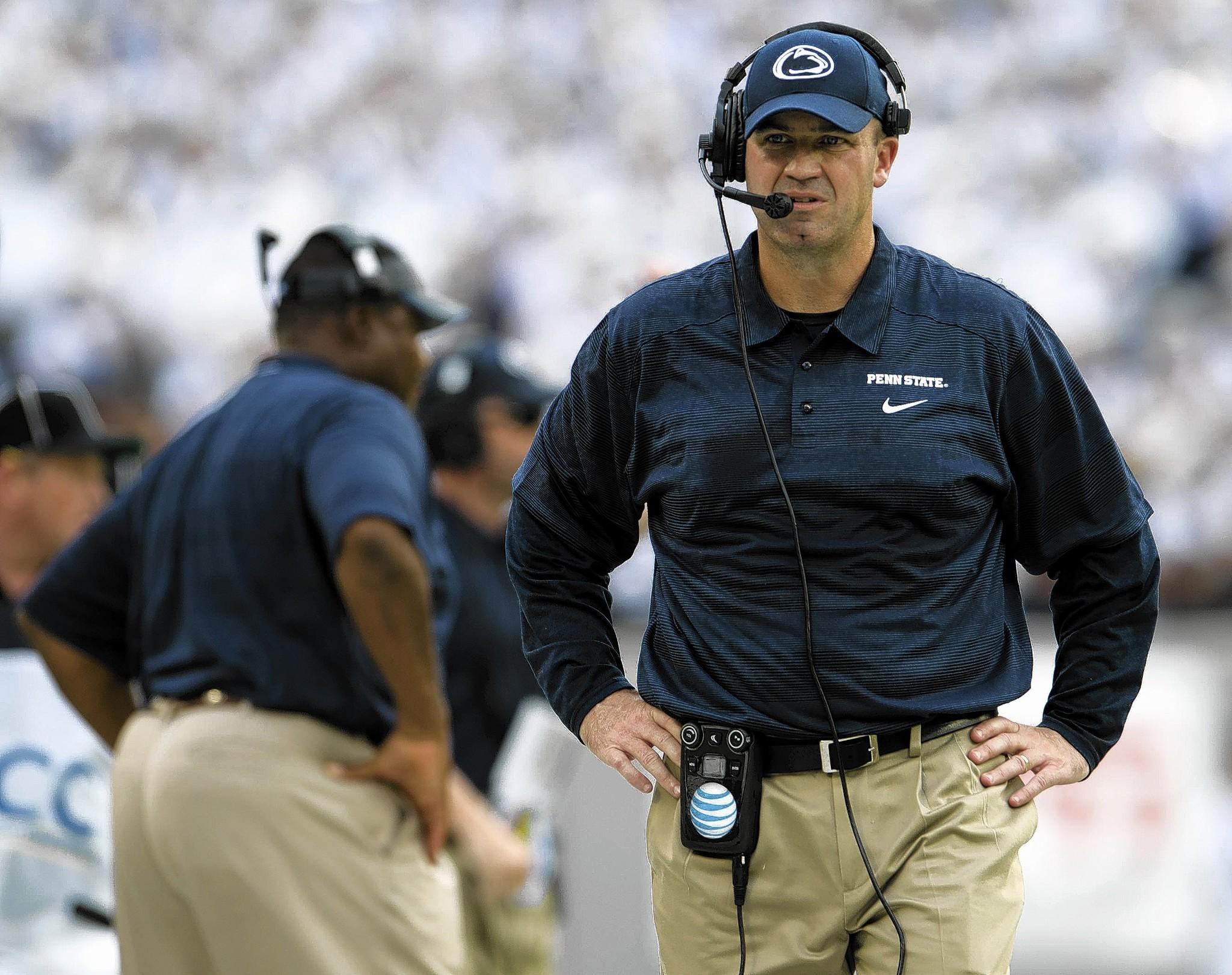 Rumors continue to swirl on the destination of Penn State coach Bill O'Brien.
