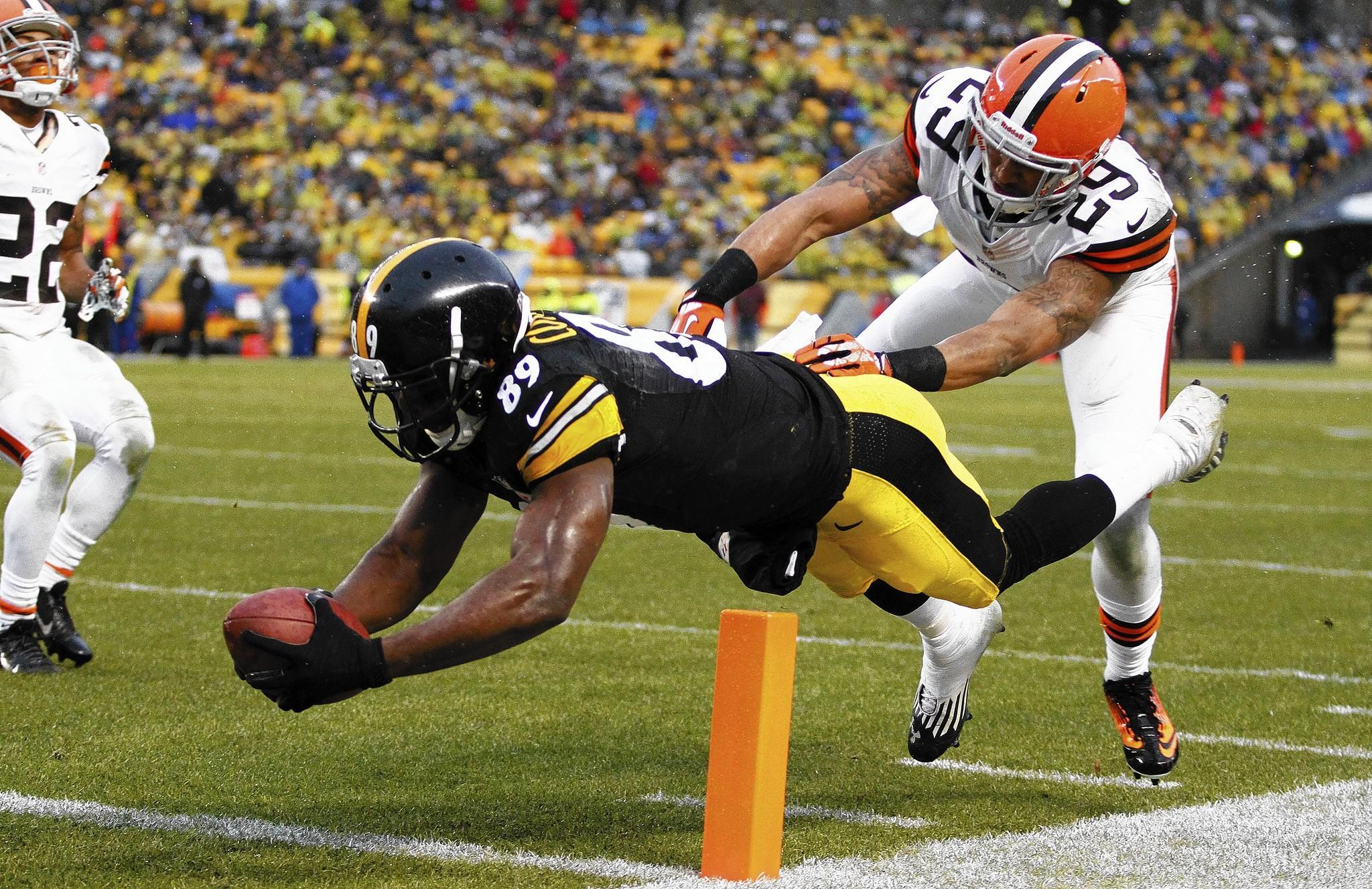 Steelers Win But Miss Playoffs Tribunedigital Mcall