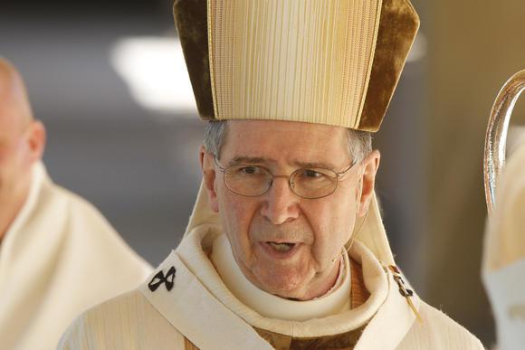 Cardinal Mahony