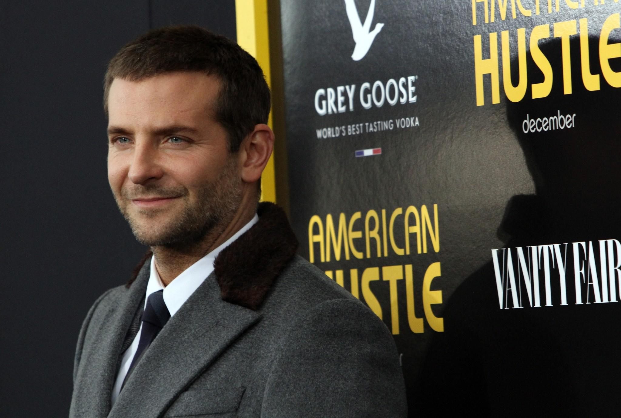 Bradley Cooper turns 39 on Sunday, Jan. 5.