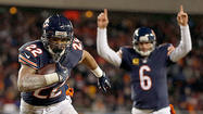 Photos: All the Bears' touchdowns in 2013 season