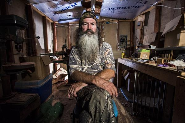 Phil Robertson of 'Duck Dynasty'