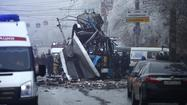 Two deadly suicide bombs in two days stun Russian city