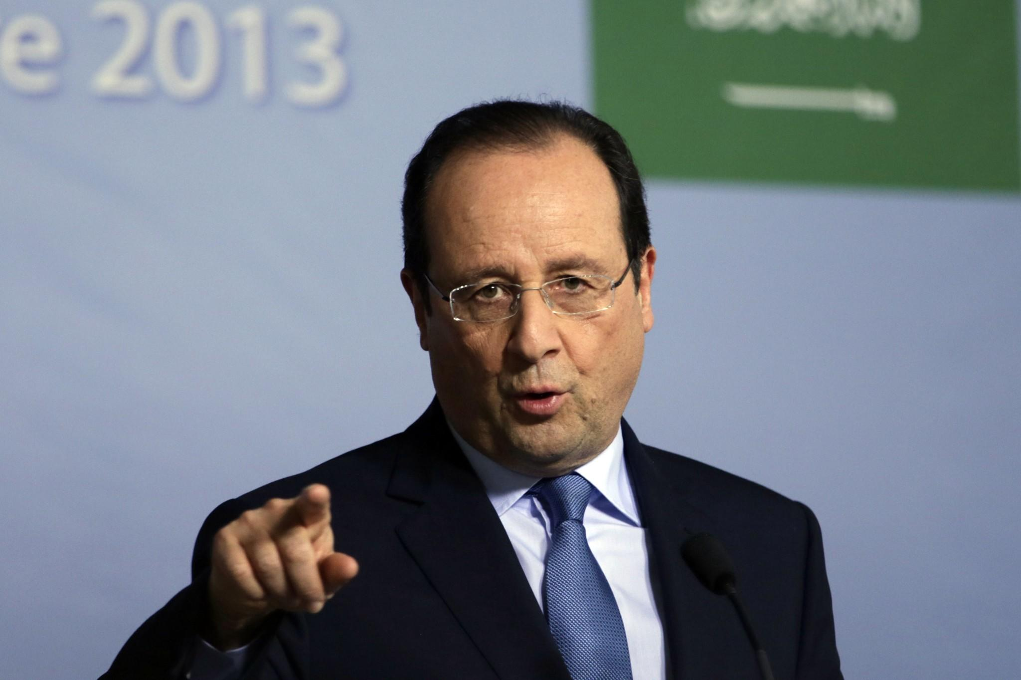 A proposal by President Francois Hollande will levy new taxes on companies that pay high salaries.